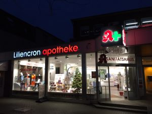 Liliencron Apotheke Rahlstedt_bei uns